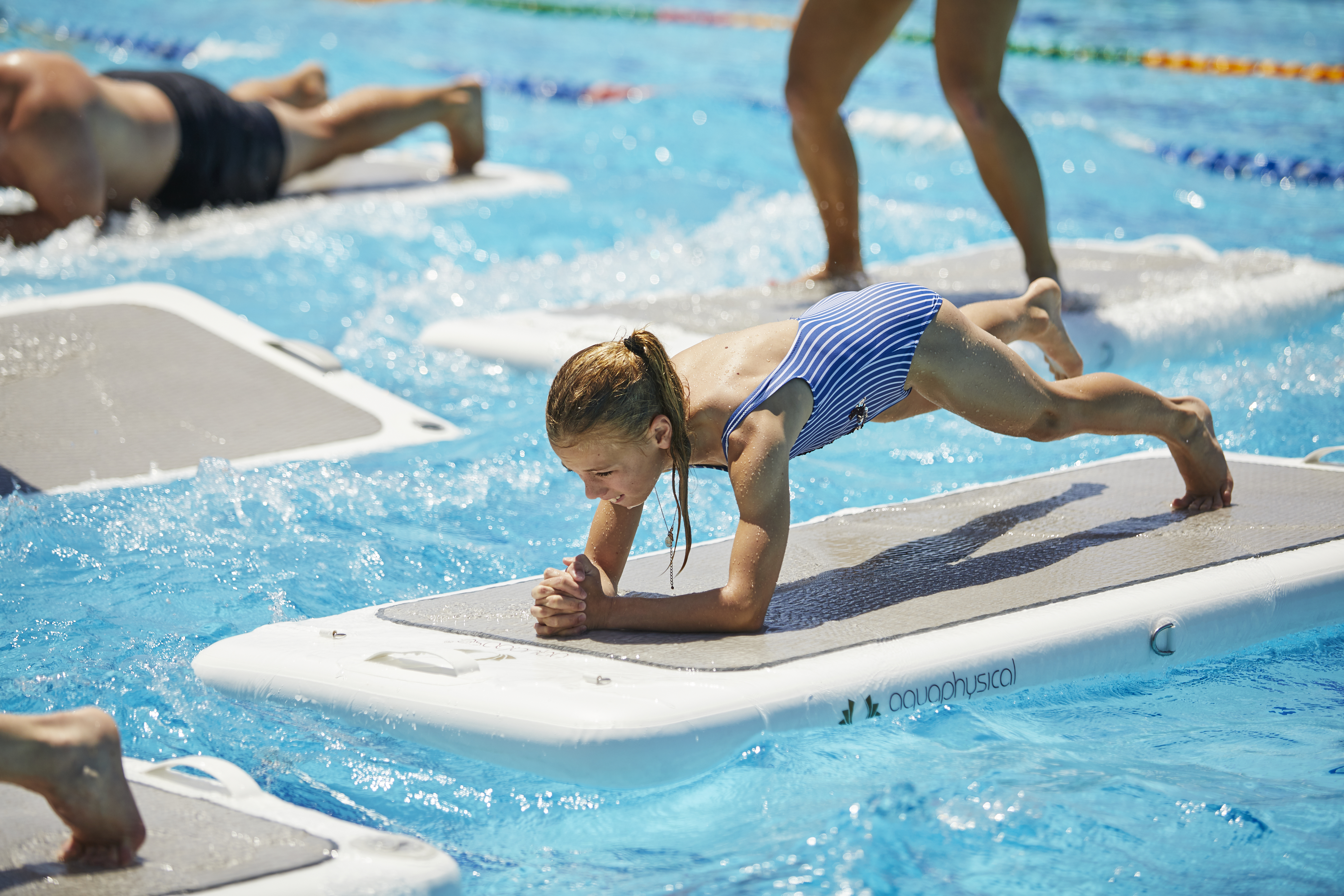 AquaPhysical launches FloatFit GROW Brand new group exercise classes for children