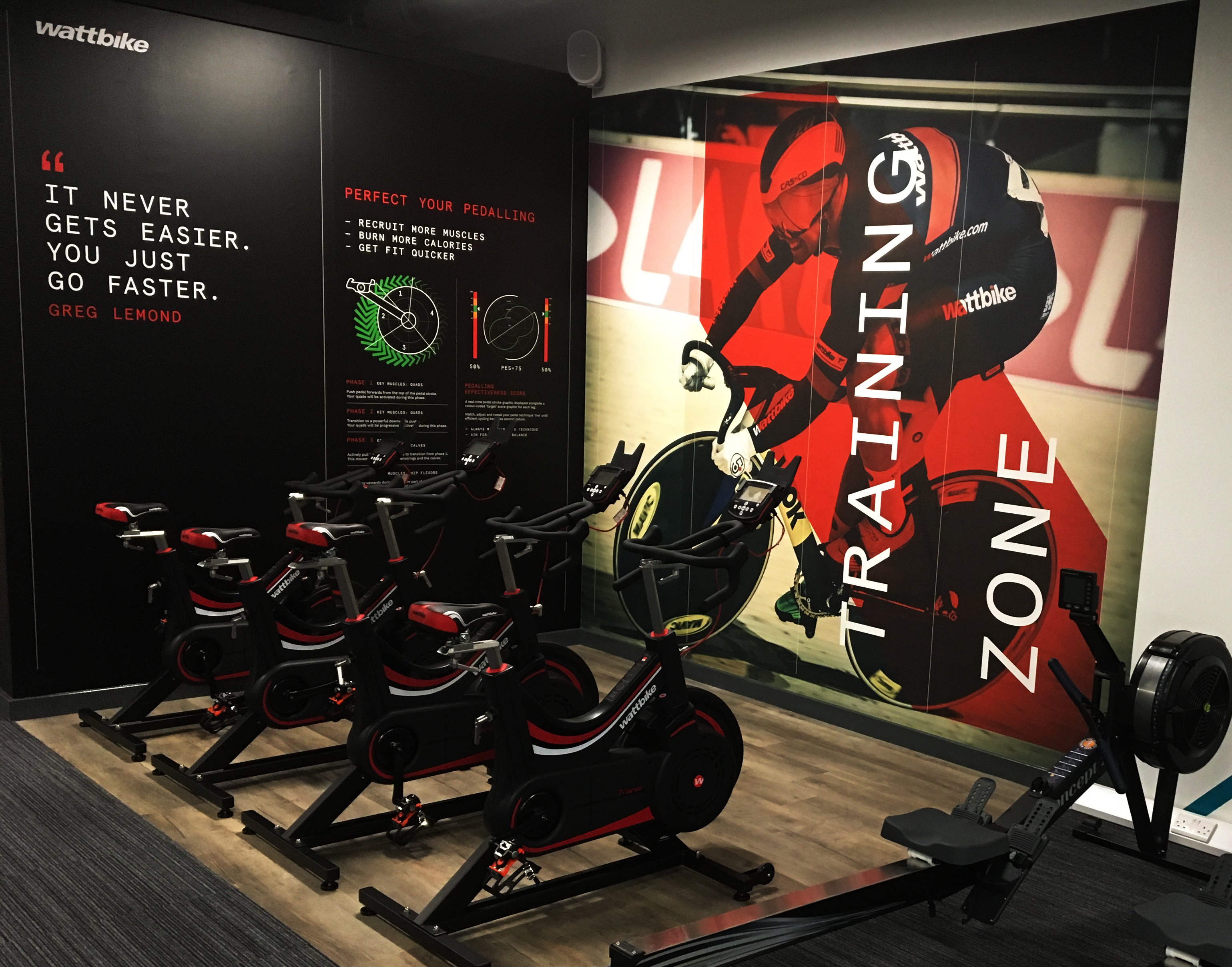 PUREGYM PRIORITISES PERFORMANCE WITH WATTBIKE ZONES