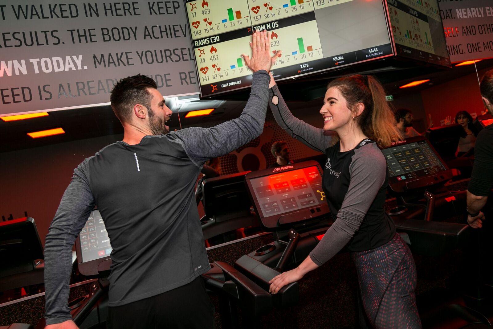 Orangetheory Expands UK Presence with Extended Life Fitness Partnership