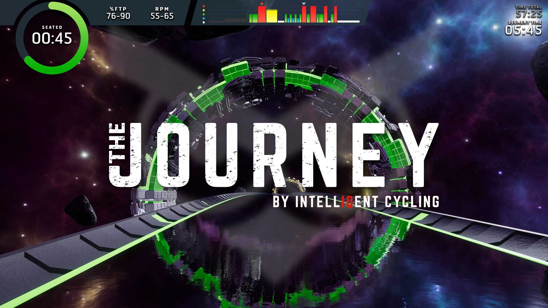Intelligent Cycling powered by Wexer: A new, influencer-led workout every time