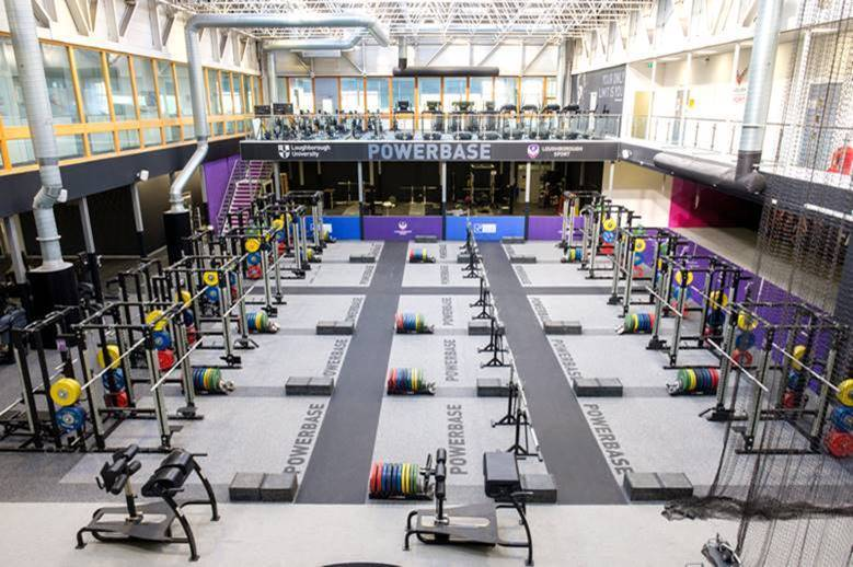 Loughborough University officially relaunches elite level gym following rebrand