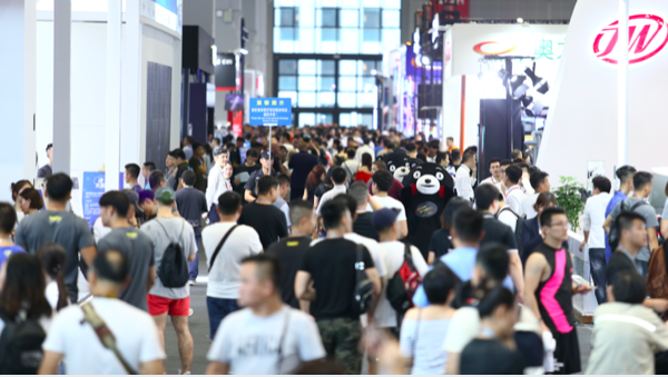 FIBO CHINA 2019   22 – 24 August 2019   National Exhibition and Convention Center Shanghai