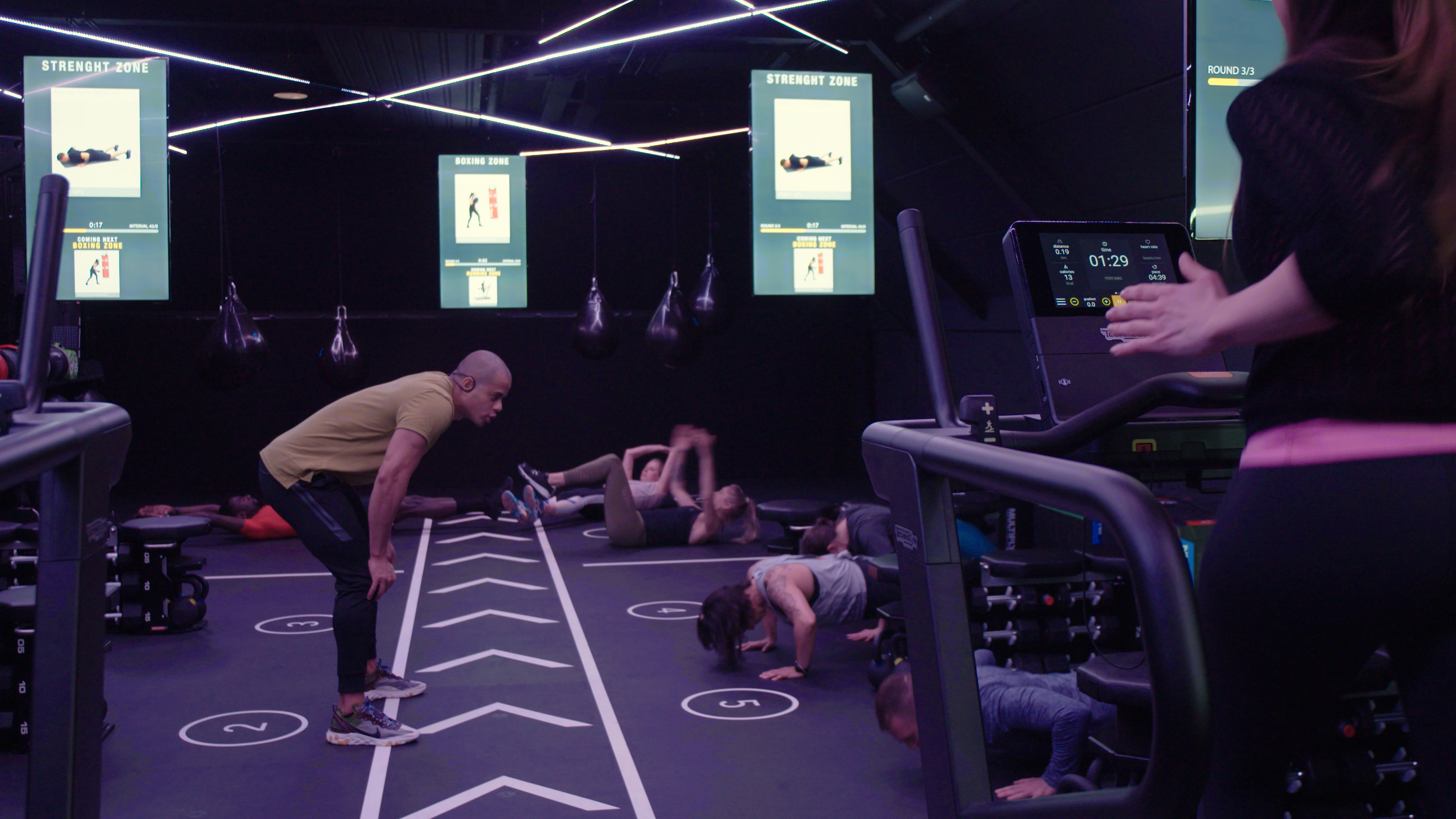 Fitness Pop-Up in Amsterdam, powered by FunXtion, provides taster of first SportCity Premium Club