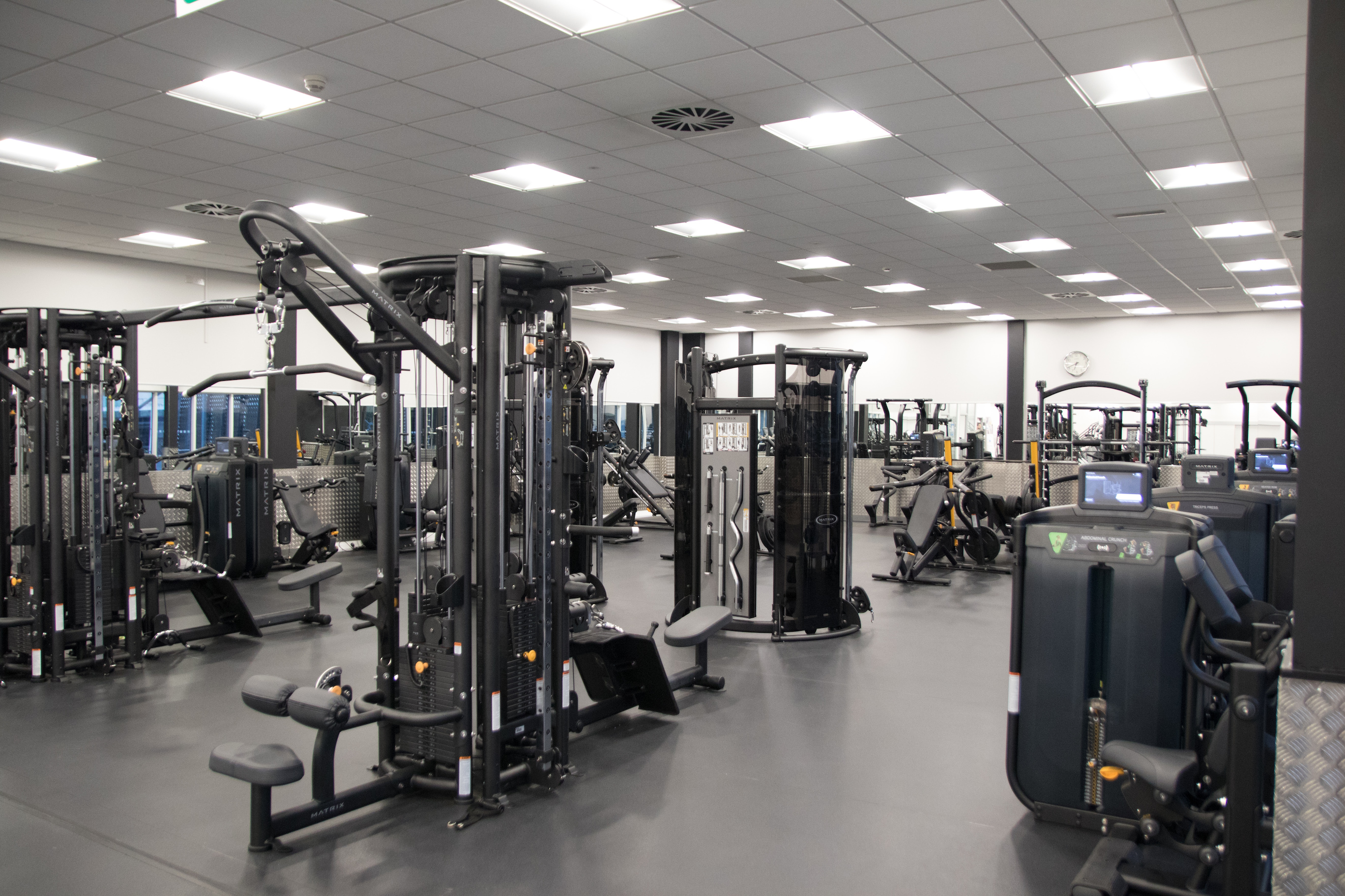 NORTHUMBRIA UNIVERSITY AND MATRIX FITNESS PARTNER TO TRANSFORM FITNESS EXPERIENCE