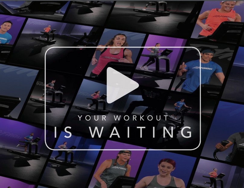 Life Fitness Introduces On-Demand Workout Classes Across All Premium Cardio Products