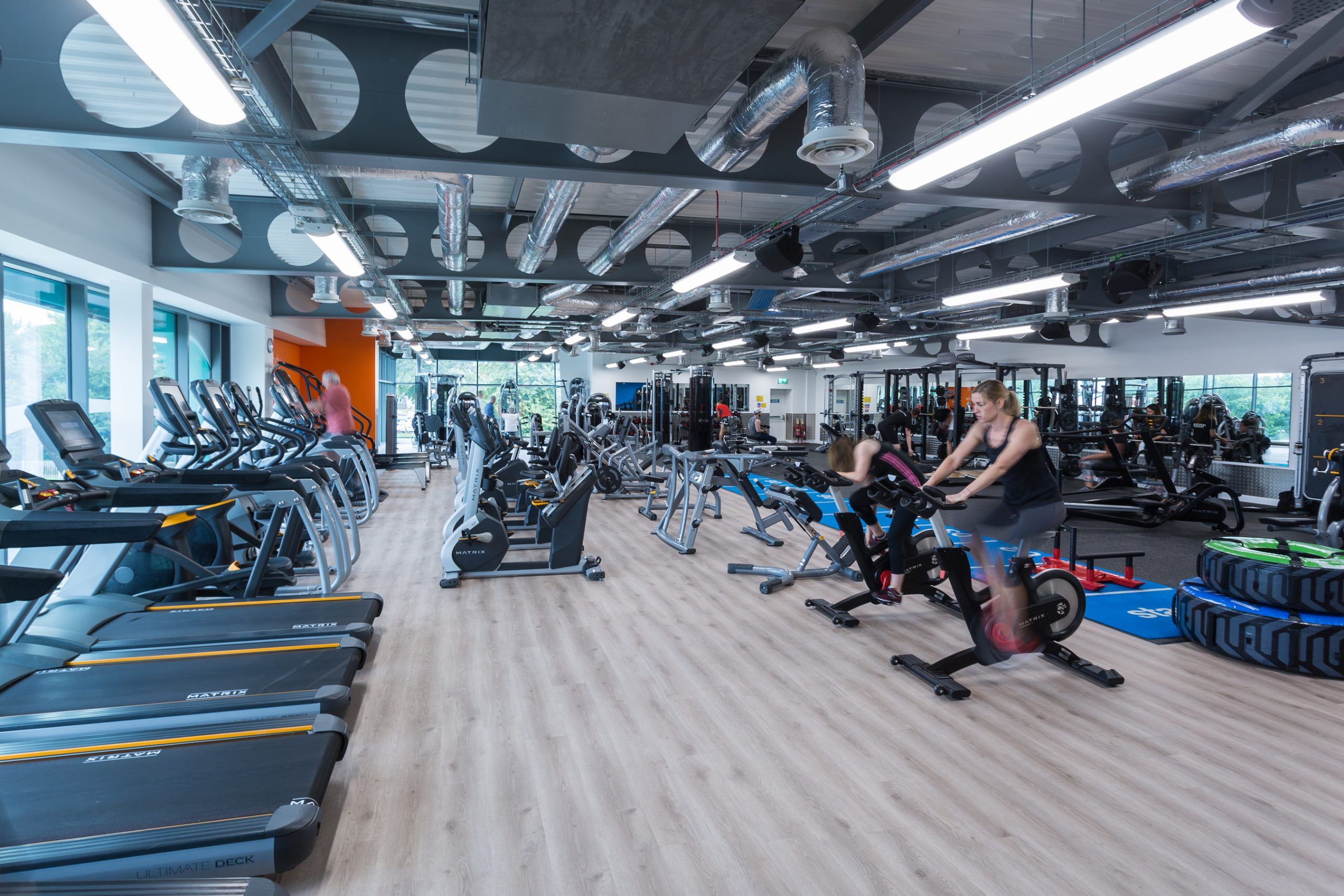 RENOVATION RESULTS IN RECORD MEMBERSHIP UPLIFT AT LONG STRATTON LEISURE CENTRE