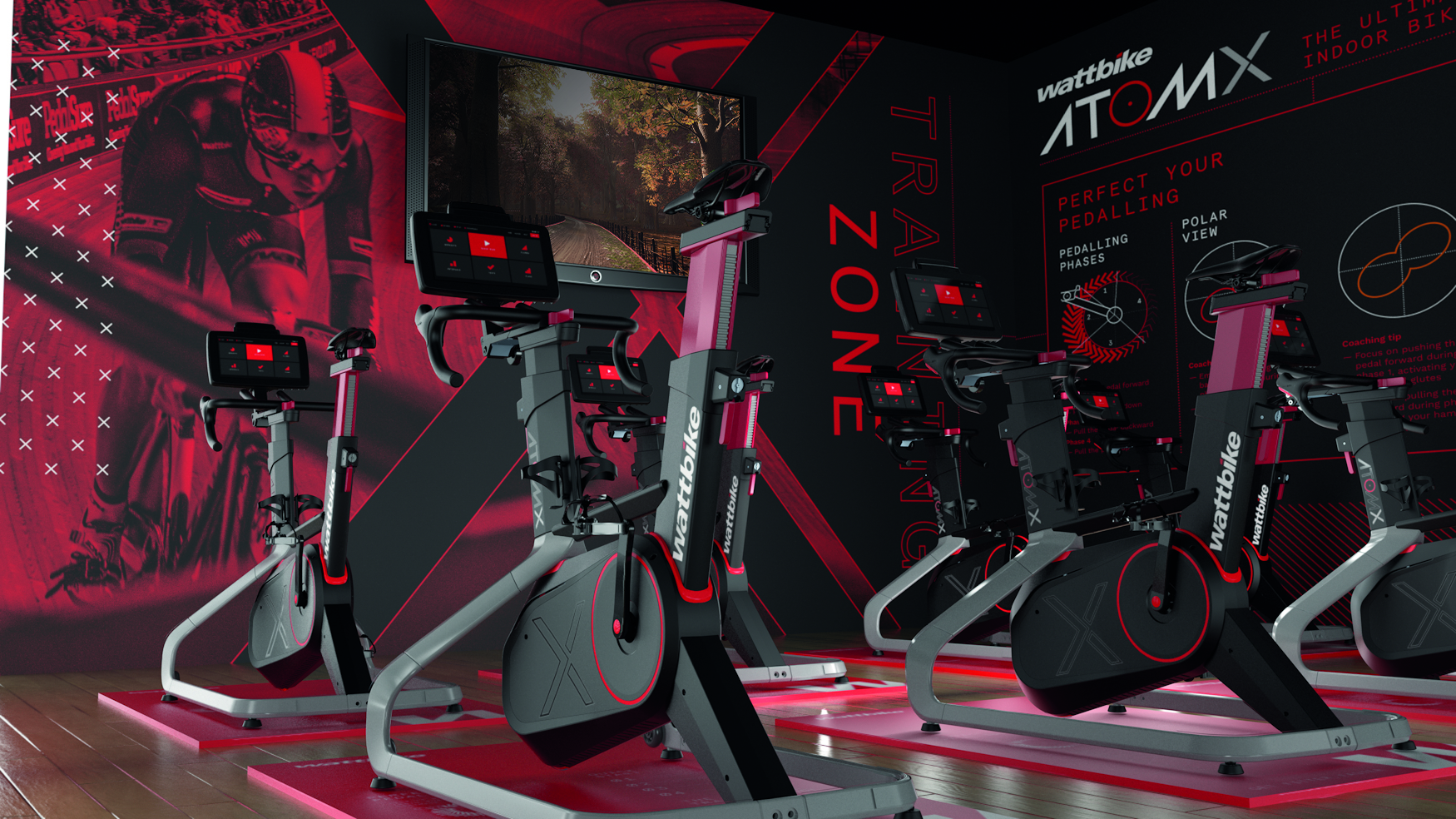 WATTBIKE PARTNER WITH INTELLIGENT CYCLING ON WORLD-FIRST GROUP CYCLING SOFTWARE