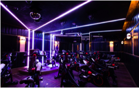 SWITCH ON THE POWER AT DUBLIN'S NEWEST BOUTIQUE GYM