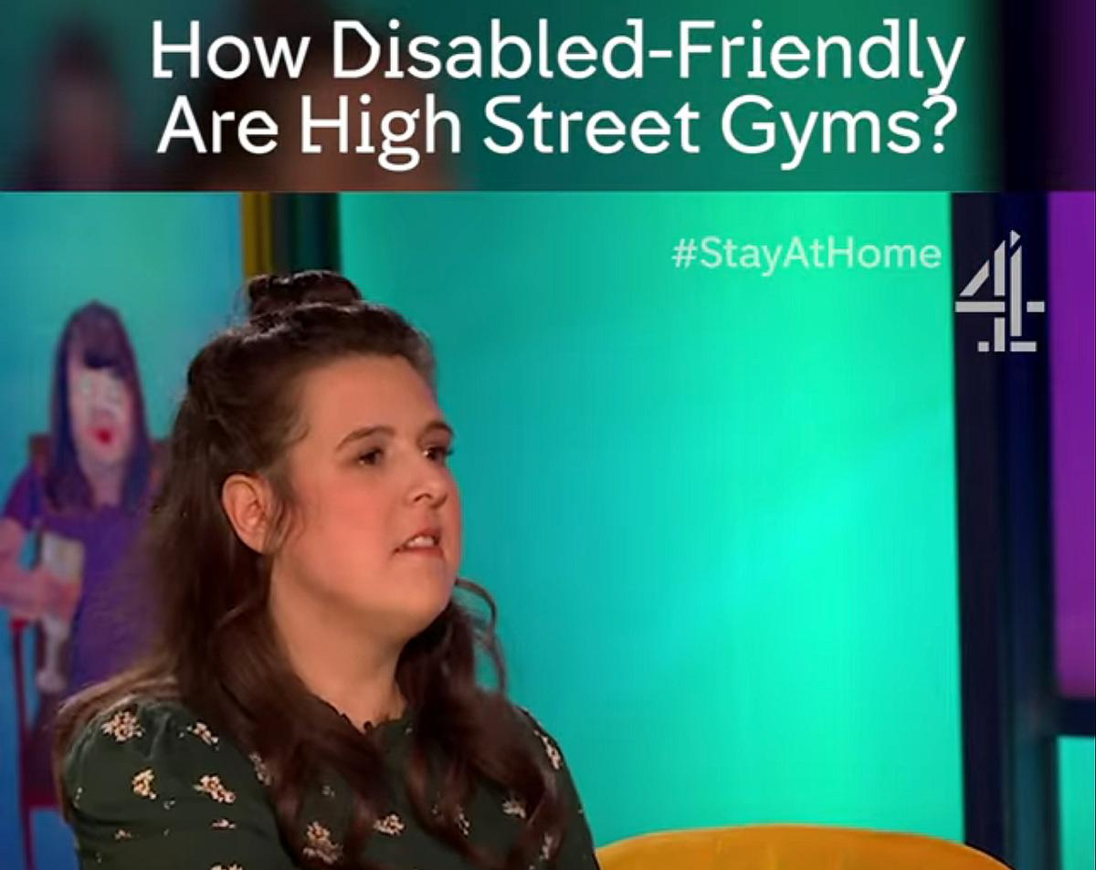 Some Gyms are 'no-go zones' for disabled people: