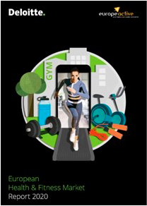 EuropeActive and Deloitte publish European Health & Fitness Market Report 2020