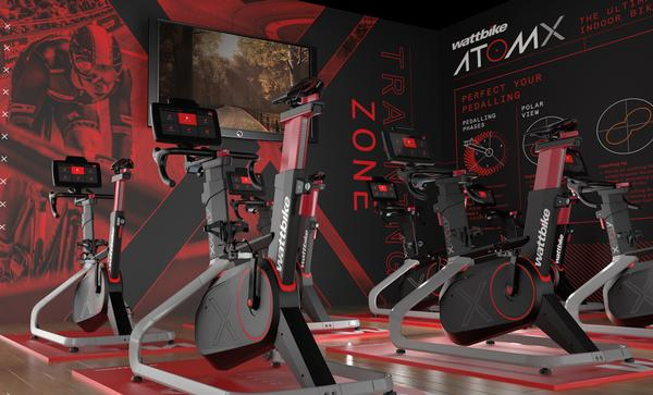 Wattbike partner on world-first group cycling software