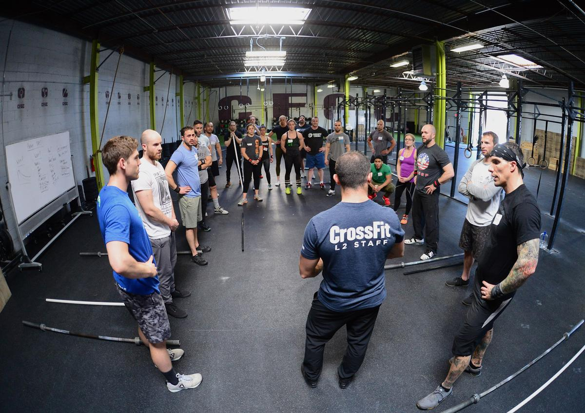 Embattled CrossFit founder Greg Glassman sells company to tech entrepreneur Eric Roza