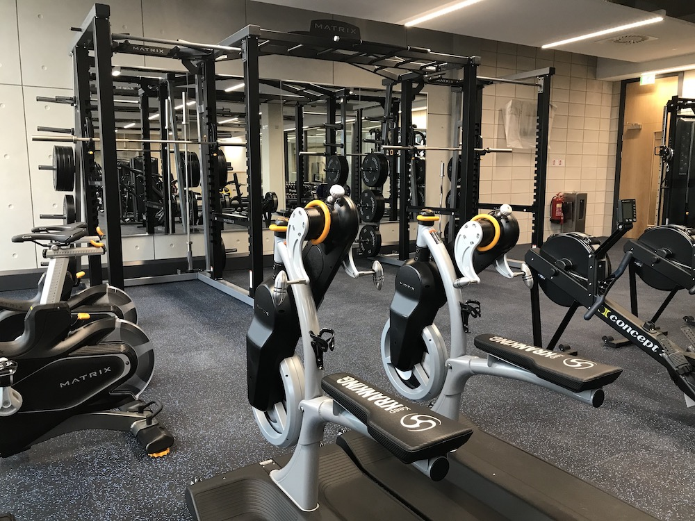 UNIVERSITY COLLEGE BIRMINGHAM INVESTS IN ELITE PERFORMANCE FACILITIES FOR STUDENTS AND STAFF