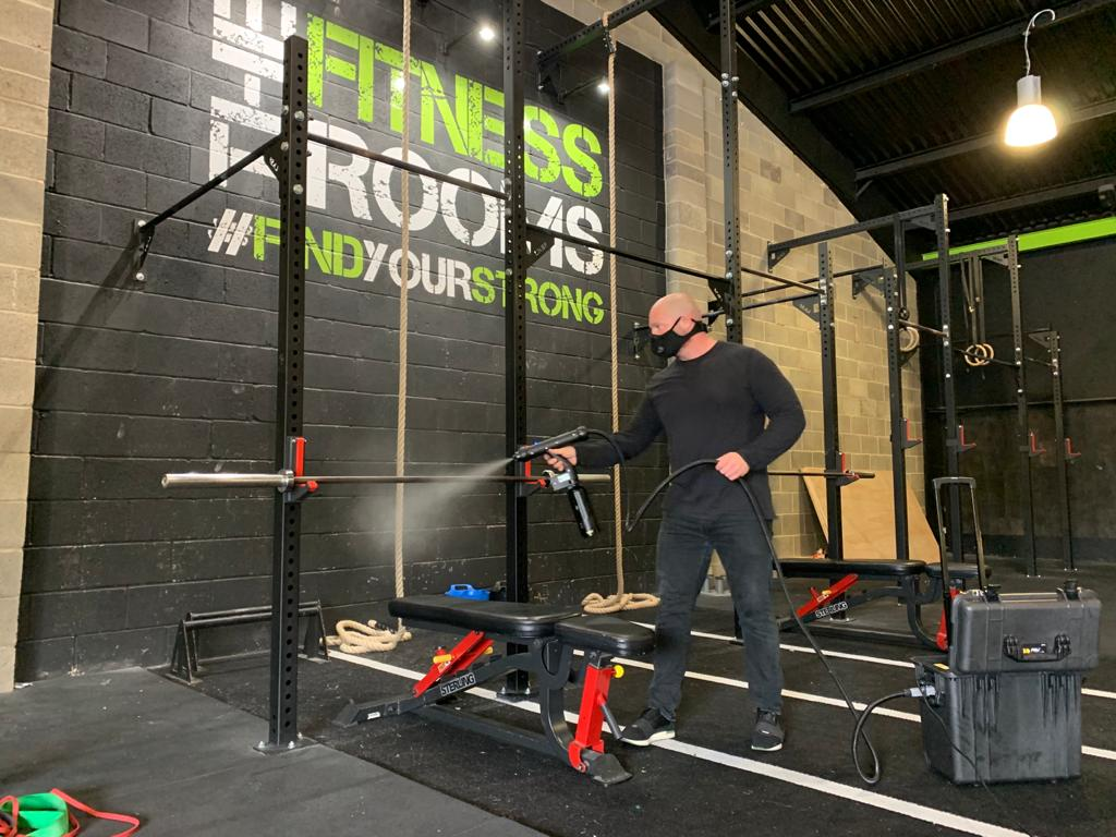 Reopening of Popular Newcastle Gym: The Fitness Rooms