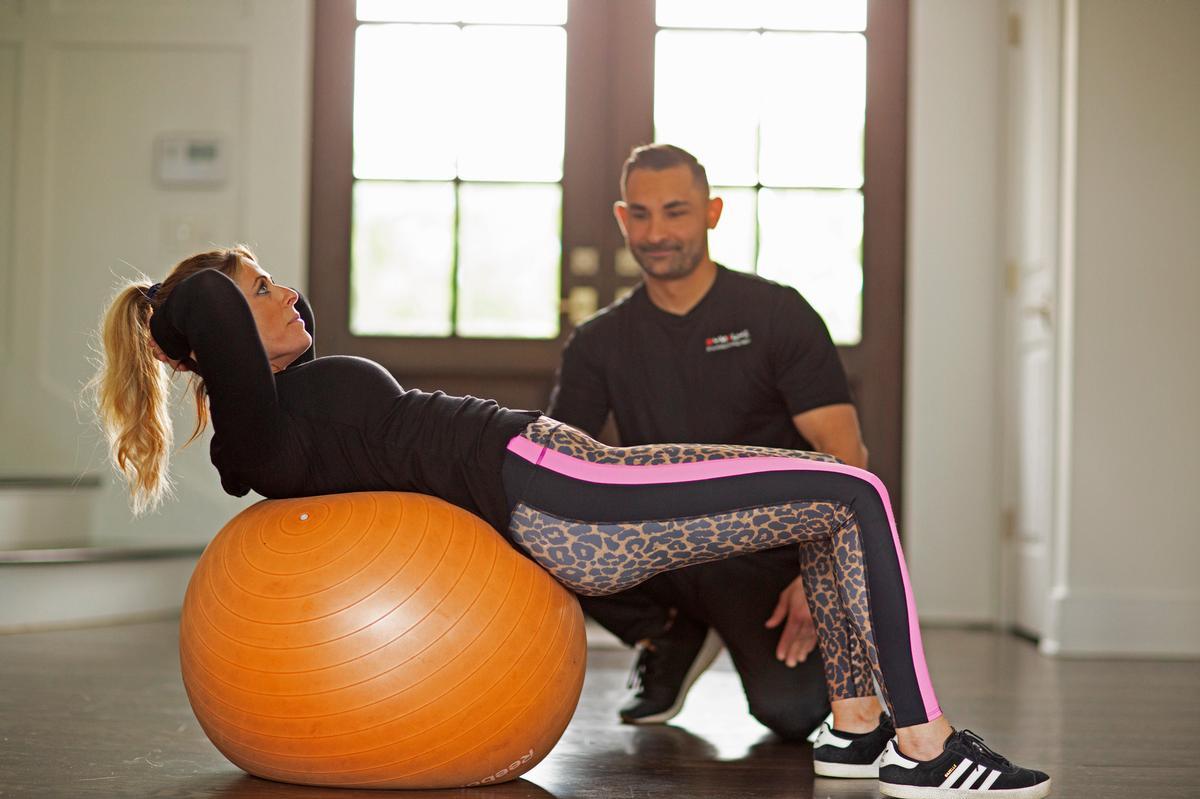 US personal training franchise GymGuyz enters UK market.