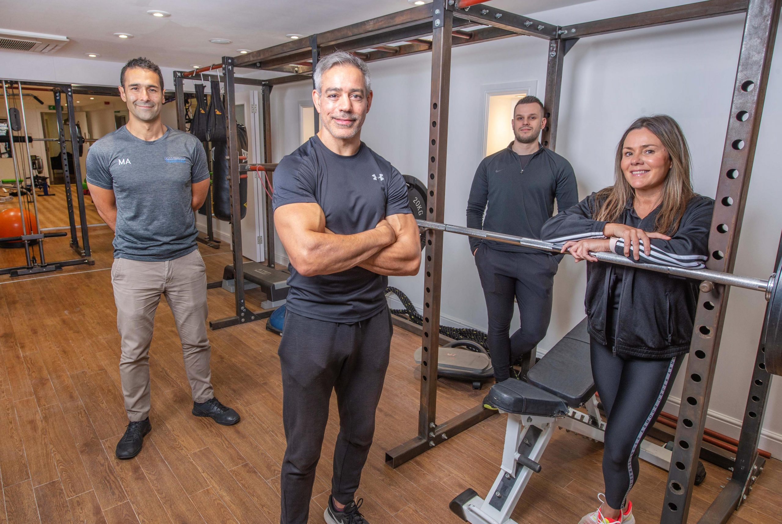 FORMER PRO RUGBY LEAGUE PLAYER LAUNCHES ONE-TO-ONE PERSONAL TRAINING AND WELLBEING STUDIO IN LEEDS CITY CENTRE
