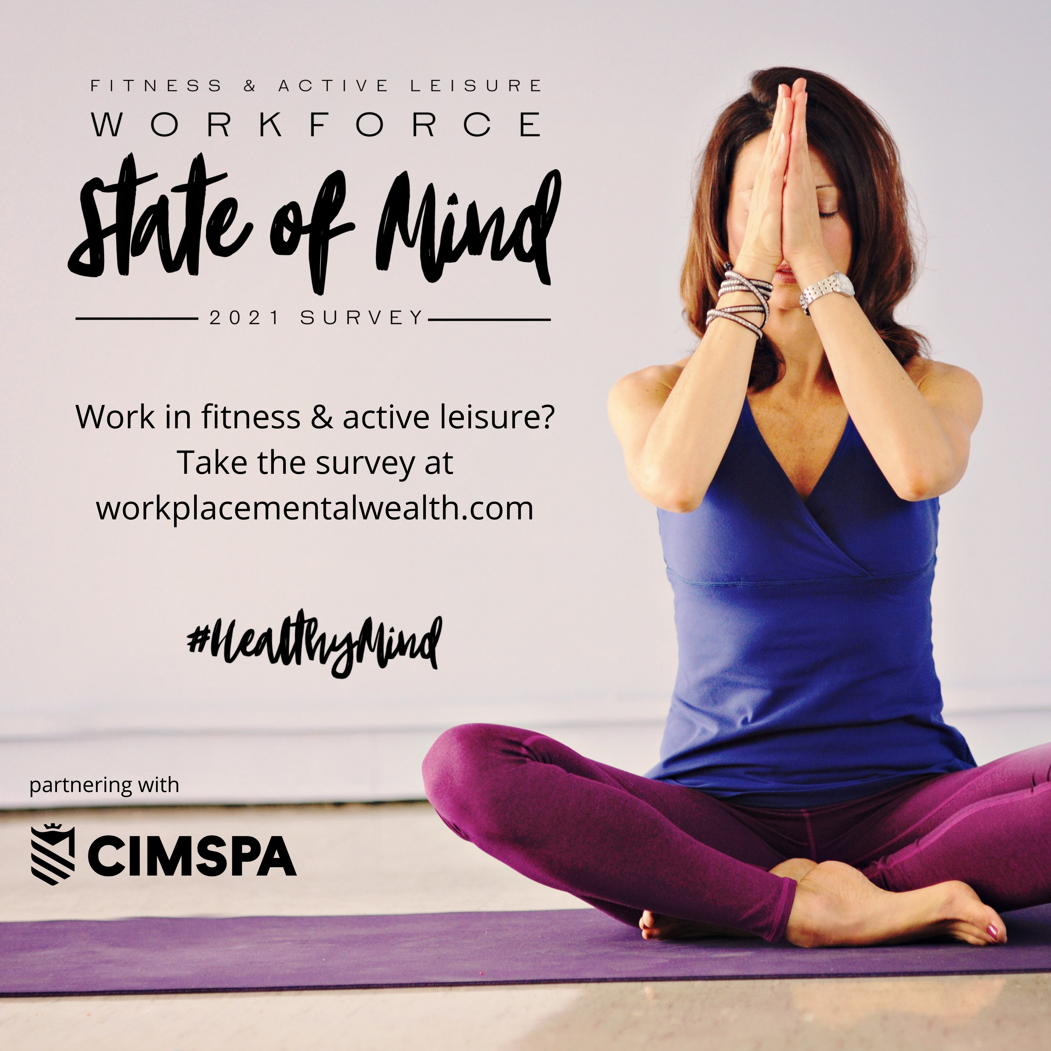 CIMSPA backs national survey to benchmark the mental health  of the workforce