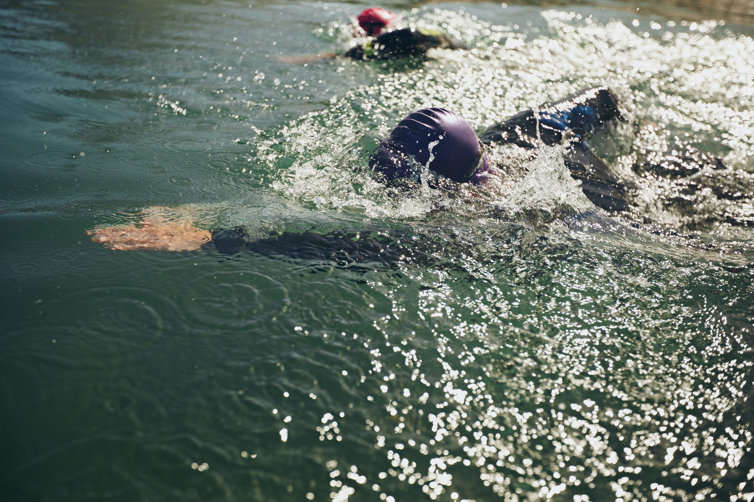 PRESS RELEASE: Welsh Water takes the plunge with open water swimming