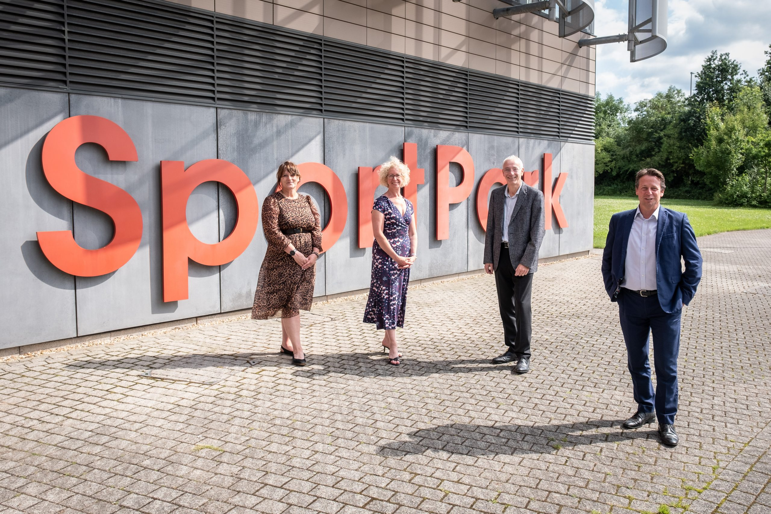 Sports Minister visits UKAD's new HQ at Loughborough University: a Midlands powerhouse for sport