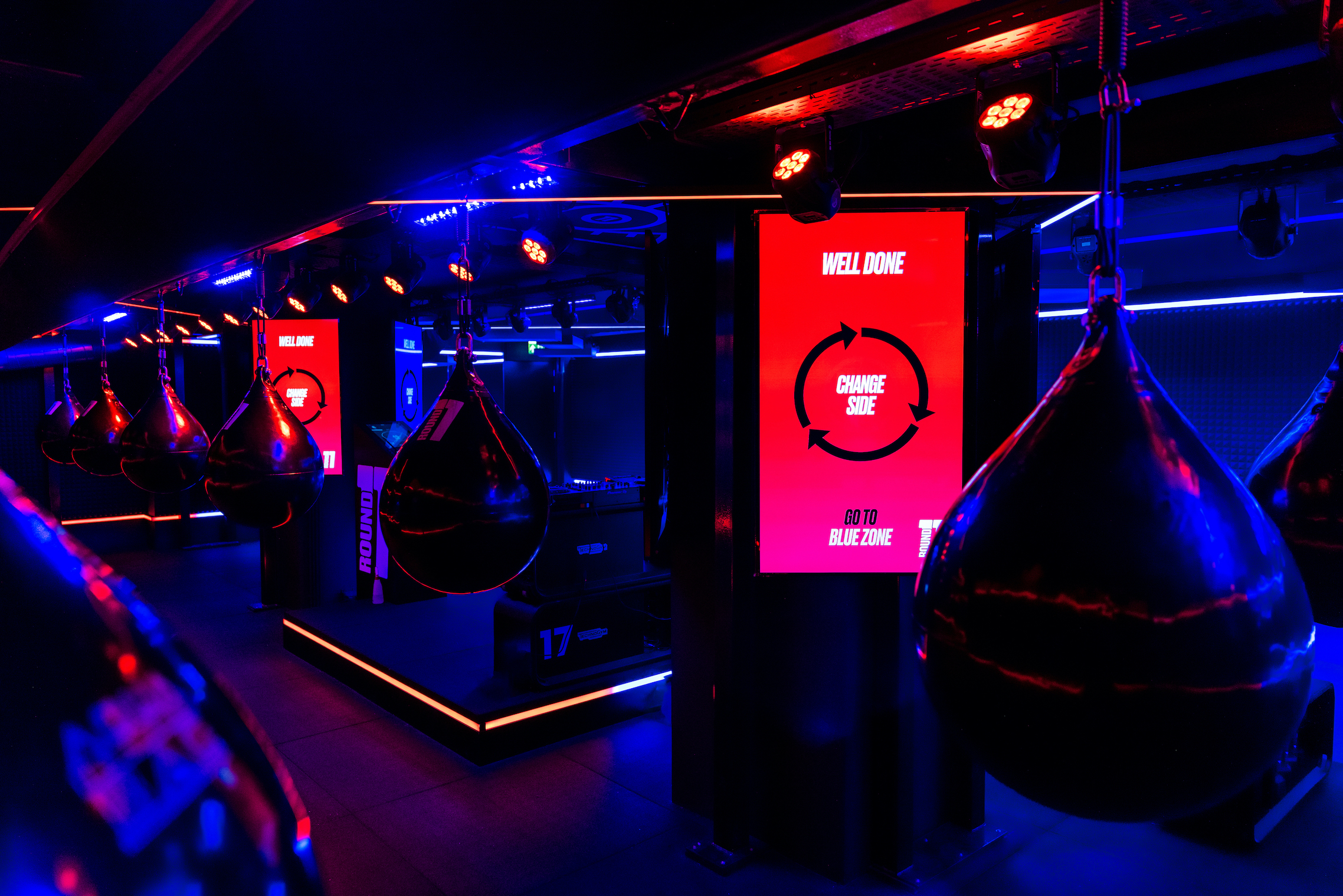 ROUND11 TEAMS UP WITH FUNXTION TO PROVIDE MINDFUL VISUALS TO ITS IN-CLUB EXPERIENCE